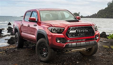 2019 Toyota Diesel Truck by Toyota Tacoma Will Get New Diesel Engine 2018 2019