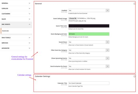 update cart event magento events calendar magento 2 extension by drcsystems design