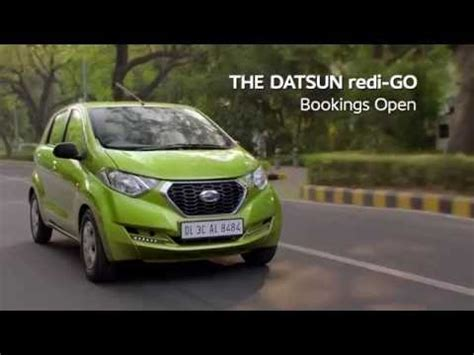 Lu Datsun Go cheerful and affordable datsun redi go daily luge