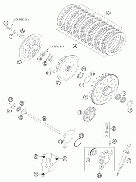 2003 ktm 125 sx wiring diagram within 2003 ktm 85 sx