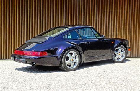 Porsche 964 Years by Porsche 964 C4 30 Years 911 Jubileummodel Nr 001