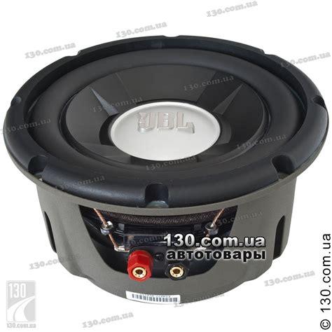 Speaker Jbl Gto jbl gto 804 car subwoofer