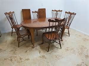 Pennsylvania House Dining Room Set Antique Tables Antiques Us