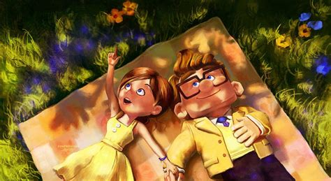 carl and ellie by madimar on deviantart up carl and ellie by astrofawn disney pinterest