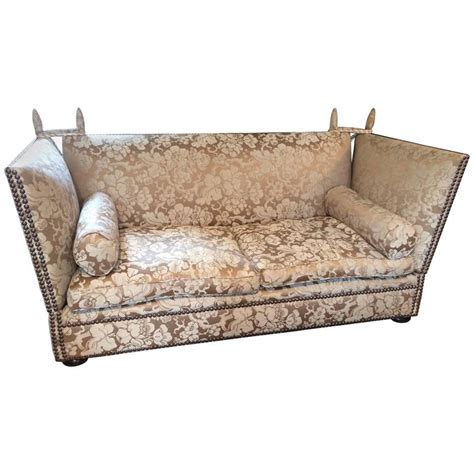 sumptuous oversized george smith knole sofa for sale at