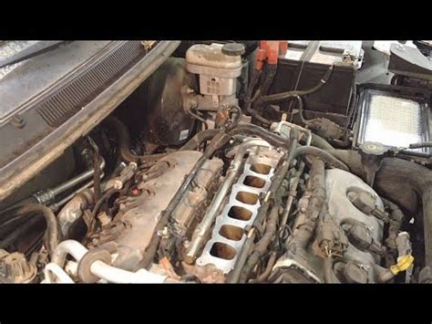 home beardeddonkey howto remove upper intake manifold from mazda tribute 2002 ford fusion 3 0l dohc upper intake gaskets replacement free online car reviews car repair videos