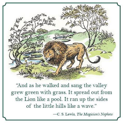 the and of it stories from the chronicles of st ã s books happy earth day from aslan and the garden esse diem