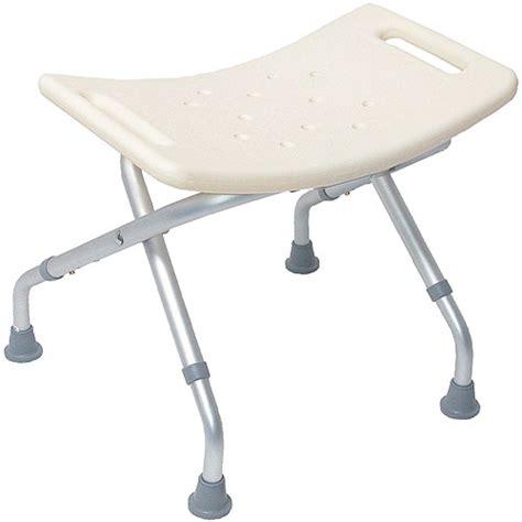 bath bench walmart dmi folding shower seat without backrest walmart com