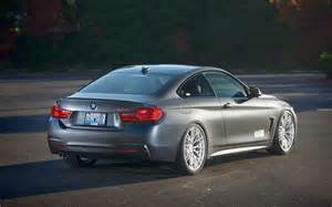 2014 h r springs bmw 428i m sport coupe