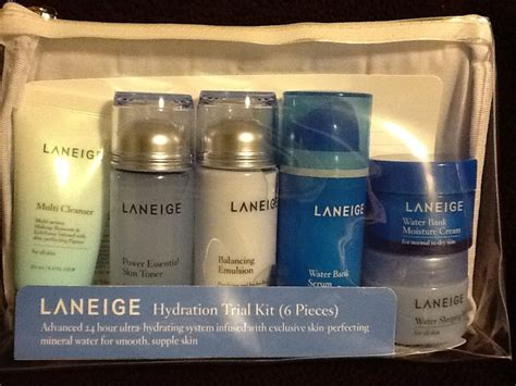 Laneige Trial Kit laneige hydration trial kit 6 pieces reviews in