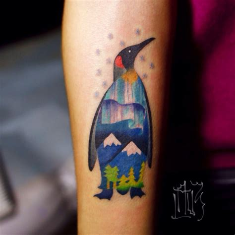 penguin tattoo designs 10 penguin designs and ideas