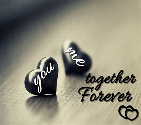 You And Me Always together forever quotes quotesgram