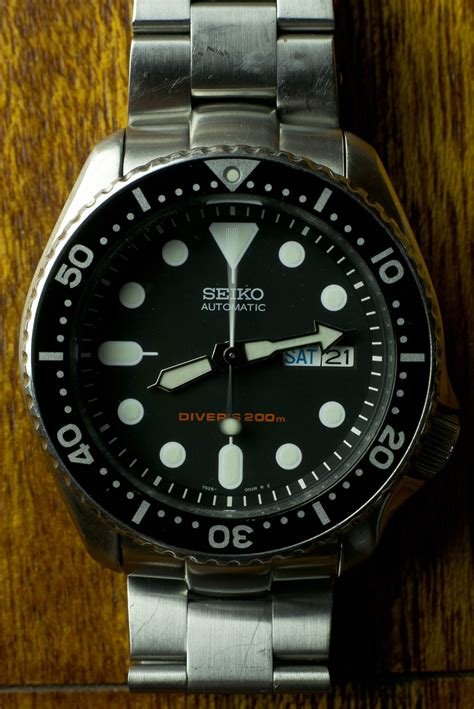 Seiko SKX007 Review ? Dive Watches Blog