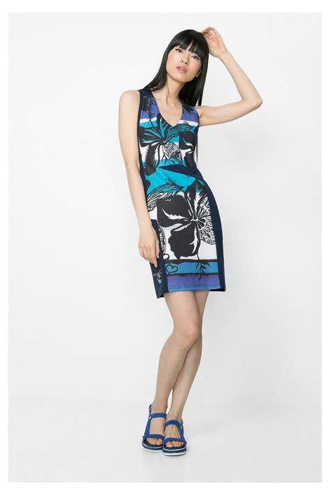 Lucia Dress Teracota Bd T1310 3 17 best images about desigual dress s s 2016 on clothing floral print dresses