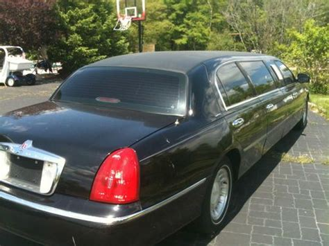tires for lincoln town car sell used 2000 lincoln town car limo 6 passenger new