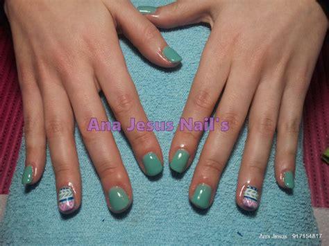 imagenes de unas decoradas acrigel unhas de gel setembro ana jesus nails auto design tech