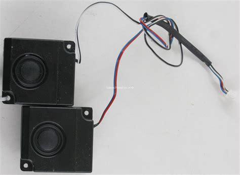 Speaker Laptop Toshiba L300 Toshiba Satellite L300 20d Speakers L R