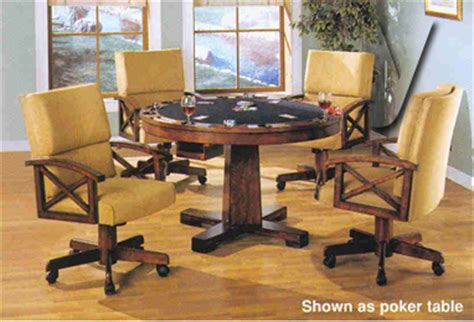 3 in 1 modern bumper pool dining table set