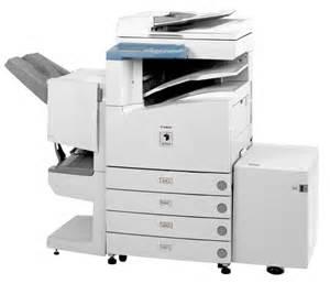 Canon Mono Copier Machine Color Printer Cost L