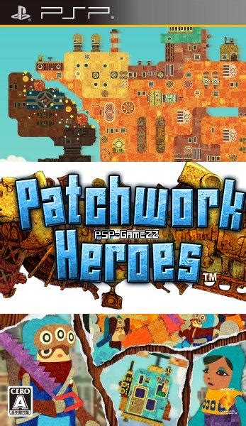 Patchwork Heroes - free mac ps3 ps2 psp xbox360 wii