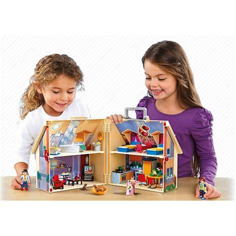 playmobil dollhouse 5167 playmobil 5167 dollhouse przenośny rozkładany domek