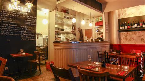 cuisine marilou marilou restaurant 8 rue et louise 75010
