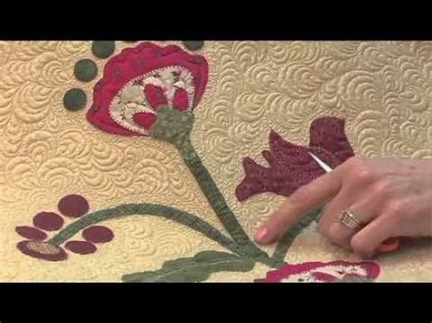 hand quilting tutorial youtube 23 best images about fruit quilt on pinterest quilt