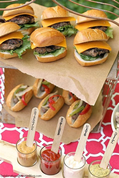 entertaining our last minute summer cookout recipes