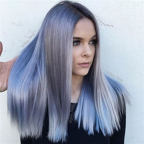 violet blue ash silver hair fashionbash pinterest best 25 gray hair colors ideas on pinterest which is