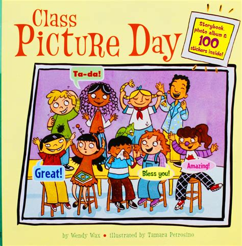 picture day book wendy s books wendy waxwendy wax