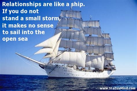 the open boat relationship relationship quotes page 3 statusmind