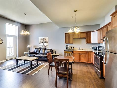 Open Concept Kitchen Living Room Apartment Place Sainte Apartment For Rent In Haileybury
