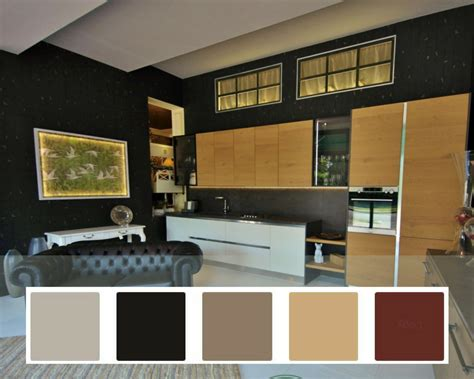 colori pareti pareti cucine colori e palette dallo stile industriale e