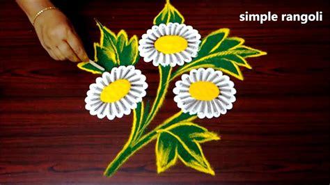 splash 187 scout designs nyc designs images drawing simple flowers rangoli easy flower