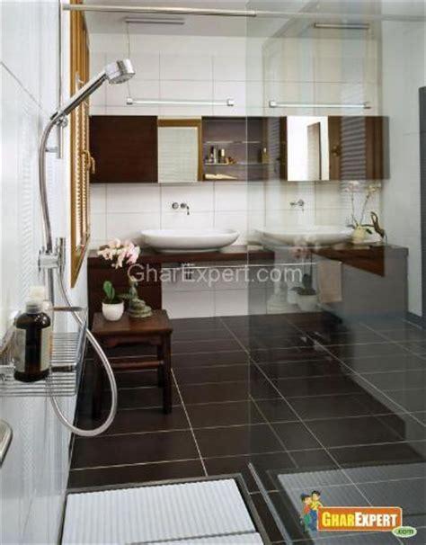Types Of Bathroom Flooring by Bathroom Flooring Choose Bathroom Floor Bathroom Floor