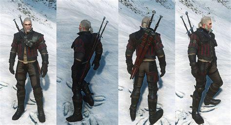 Witcher 3 Wolf Location School Gear | superior wolf gear the witcher 3