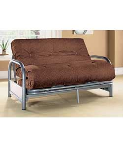 Mexico Futon by Mexico Futon With Chocolate Mattress Futon Review