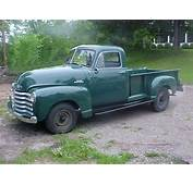 1953 Chevrolet – Jim Carter Truck Parts