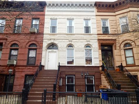 bed stuy macdonough st brownstone for sale in bed stuy crg1080