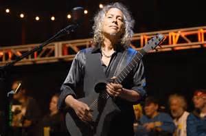 Kirk Hammett by Metallica S Kirk Hammett Is Hardwired For A Donald Trump