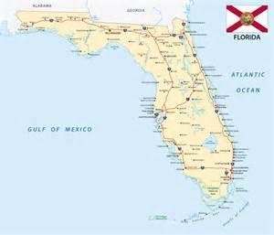 united states map of florida florida