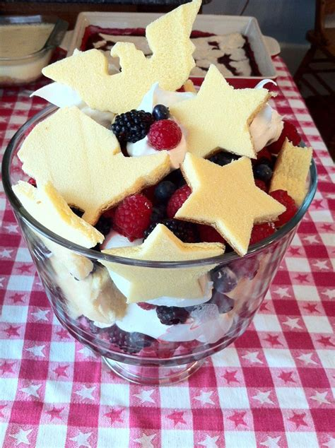july 4th dessert holidays pinterest