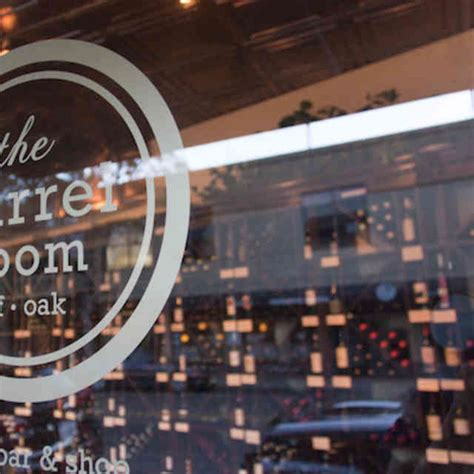 the barrel room in fidi offers a rotating menu happy hour the hidden vine thrillist san francisco