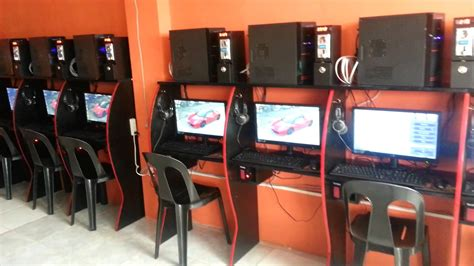 layout de um cyber cafe tarlac by asher cybercafe youtube