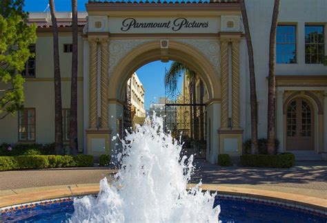 bronson and gate paramount pictures office