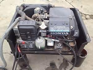 Honda Ev6010 Chion Generator 6000 Watt 41311 On Popscreen