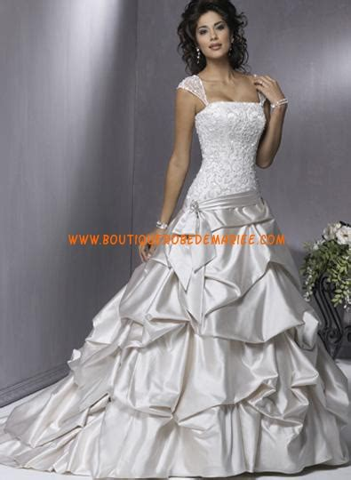 white wedding dresses 2009 robe de mari 233 e pas cher 224 froufrous