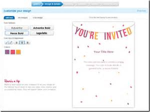 free template maker invitation templates best template collection