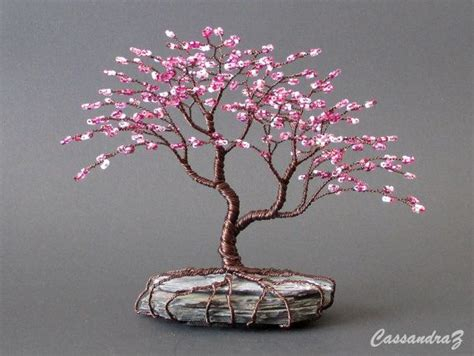 how to make a beaded wire tree 17 best ideas about wire trees on wire tree