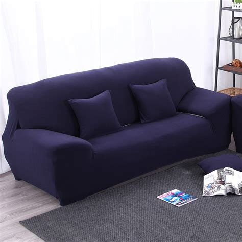 navy blue sofa cover navy blue sofa cover washable furniture slipcovers free